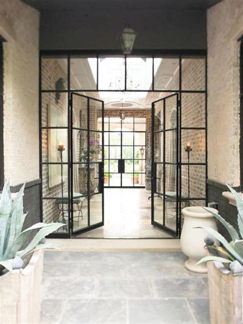 Glass And Steel Doors Steel Glass Door Glass Steel