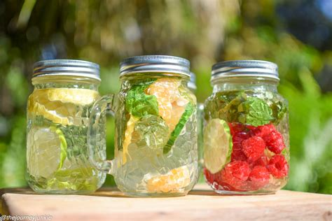 The Journey Detox by Diy Detox Water Diy Do It Your Self