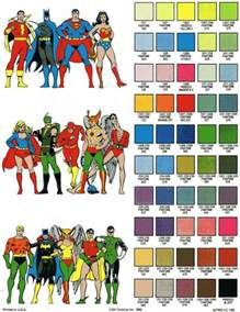 color comics school comic book heroes color sheet mightymega