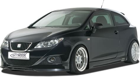 Auto Tuning Seat Ibiza 6j by Rdx Racedesign Seat Ibiza Available Autoevolution