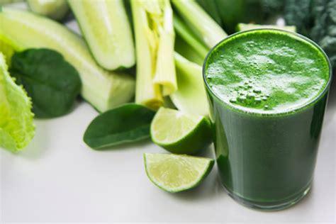 green drink green detox drink