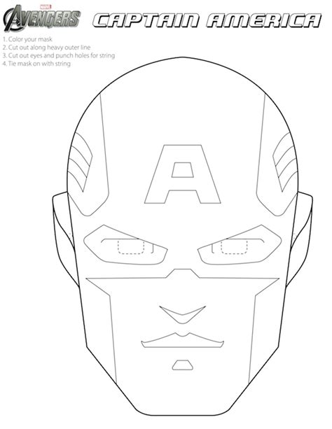 hulk mask coloring pages avengers free printable coloring masks oh my fiesta