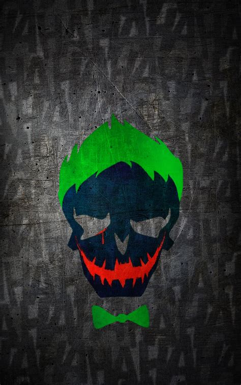suicide squad joker hd wallpaper iphoneandroid