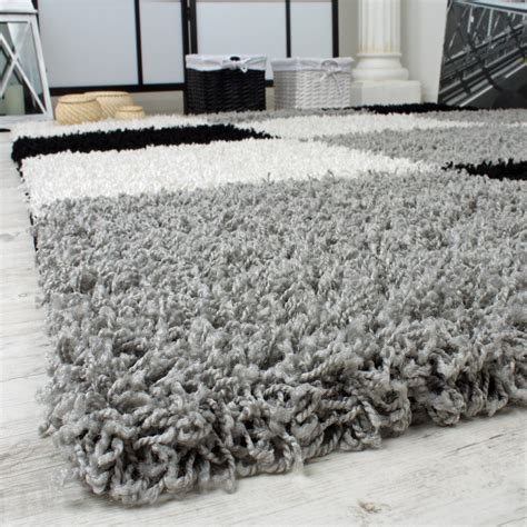 schwarzer teppich meterware hochflor teppich schwarz trendy fabulous excellent