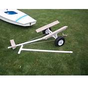 New PVC Dolly  SailingForumscom