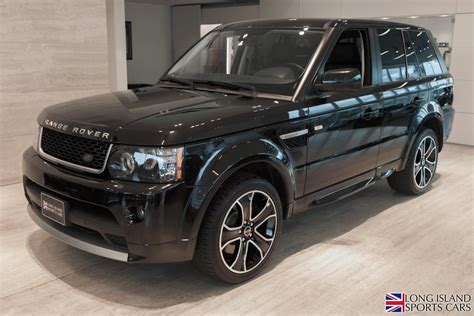 Range Rover Limited Editions by Used 2013 Land Rover Range Rover Sport Hse Gt Limited
