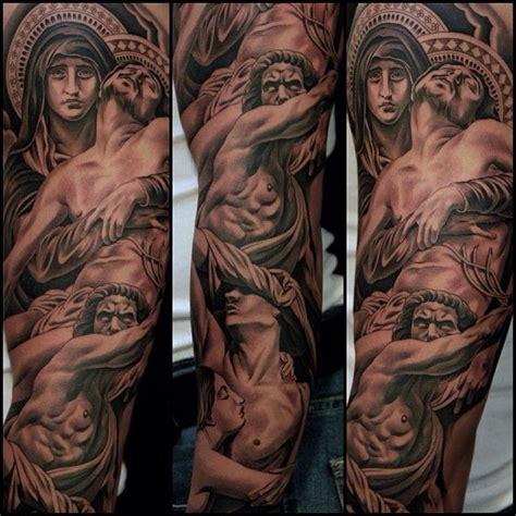 lowrider tattoo jesus tattoo by jun cha at lowrider tattoo studios in fountain