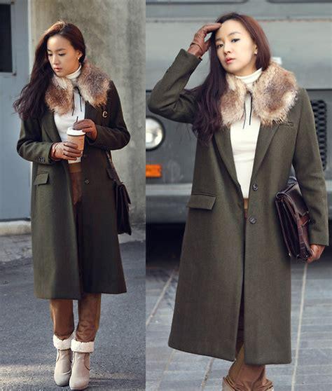 Becky Korean Bag becky baek brown fur kara minimal coat brown tote