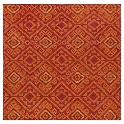 8 X 8 Area Rugs by Kaleen Nomad 8 Ft X 8 Ft Square Area Rug Nom05 25 8 X 8 The Home Depot