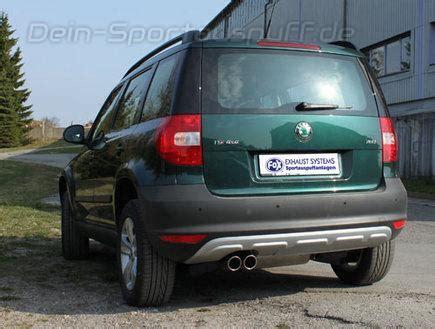 Wir Kaufen Dein Auto 9020 by Fox Edelstahl Sportauspuff Komplettanlage Ab Skoda