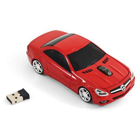 Mouse Wireless Audi road mice mercedes sl 550 sl550 car wireless computer mouse ebay
