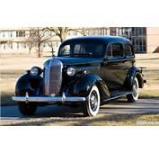1936 Buick Special Model 48 2 Door Touring Sedan  Antique
