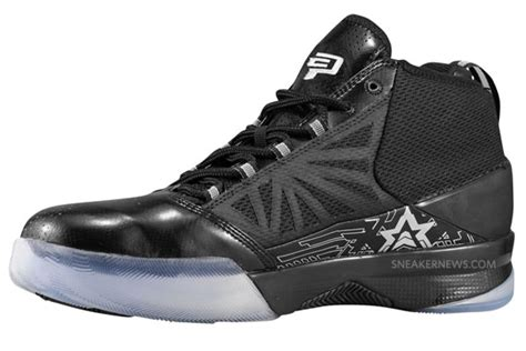 Nike Air Cp3 Iv 05 air cp3 iv black white metallic silver