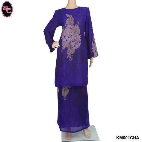 Baju Ala Kurung Kedah butik baju kurung moden baju kurung moden chiffon km001cha butik zaida