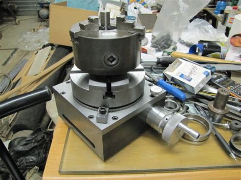 emco base plate uk 48 x 24 hitam home brew 120mm rotary table
