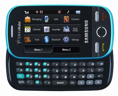 samsung touch samsung launches messager touch on u s cellular