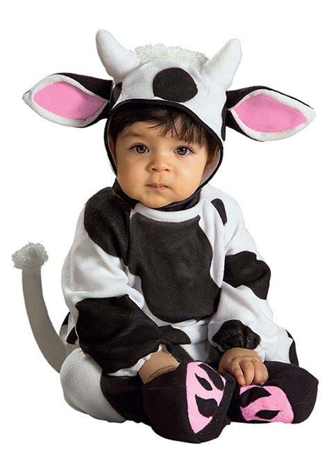 cow costume infant cow costume