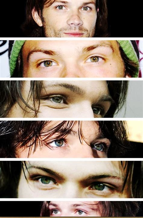 jared padalecki eye color jared padalecki s click through supernatural