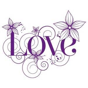 Attractive Chambre Pour Ado Fille #10: Sticker-chambre-ado-fille-love.jpg