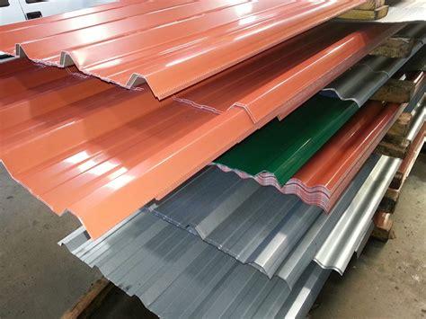 chapas techos precios chapas aluminizadas a techo color trapecio galvanizada