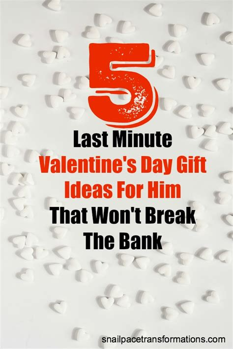 s day last 5 last minute thrifty s day gift ideas for him