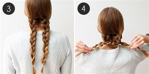 Hairstyles To Do After A Shower by An Easy Braided Hairstyle For Any Occasion Caroline