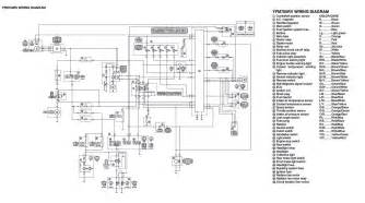 wiring diagram yfm700rv 2005 yamaha raptor atv binatani