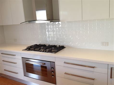 kitchen splashback designs the kitchen is now complete with its mudgee pressed metal