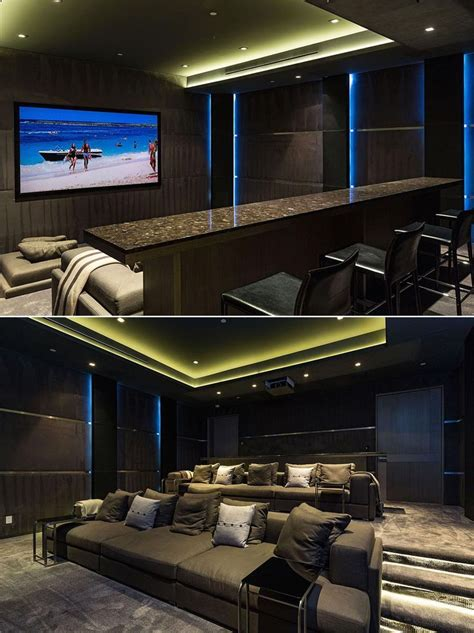 top 25 home theater room decor ideas and designs home media room design best home design ideas