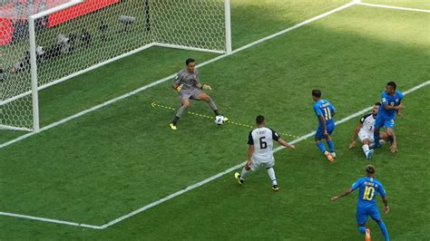 how brazil pulled apart costa rica s defense to score in