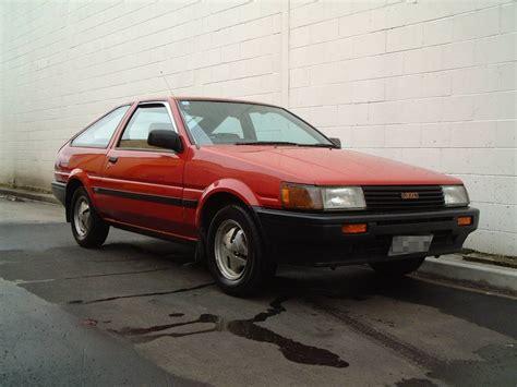 1983 Toyota Corolla Sr5 Hatchback 1983 Toyota Corolla 1600 Sr Related Infomation