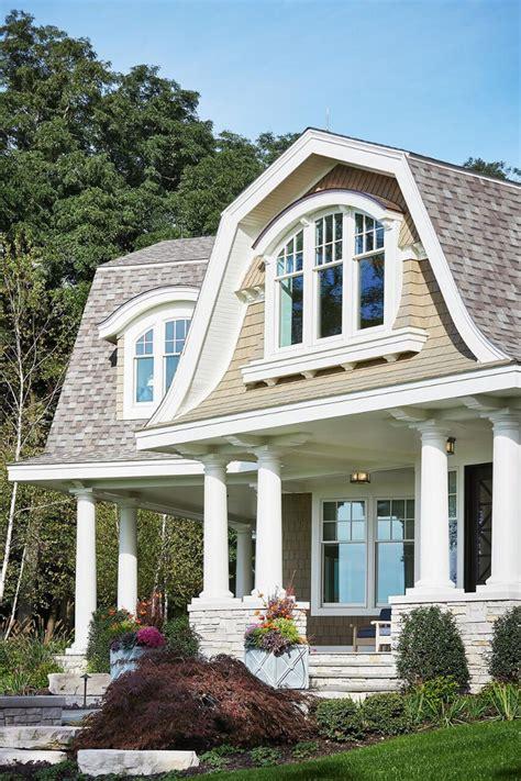 gambrel style homes classic gambrel style shingle home home bunch interior