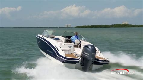 best runabout boat 2017 2017 chaparral 230 suncoast 23 outboard runabout test