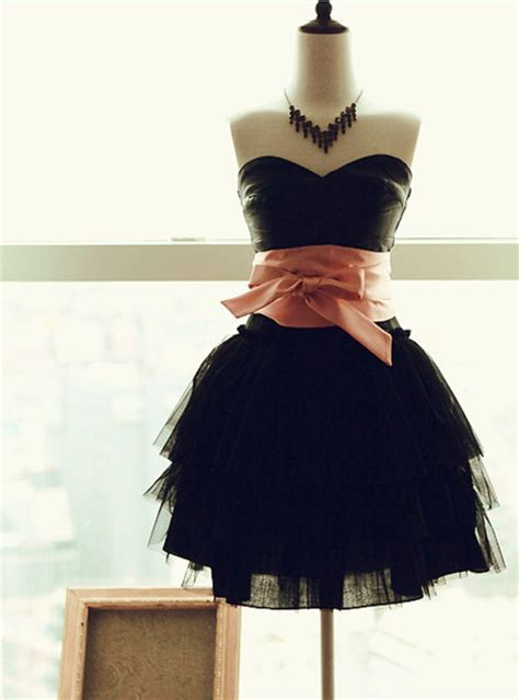 dress tulle dress black dress prom prom dress