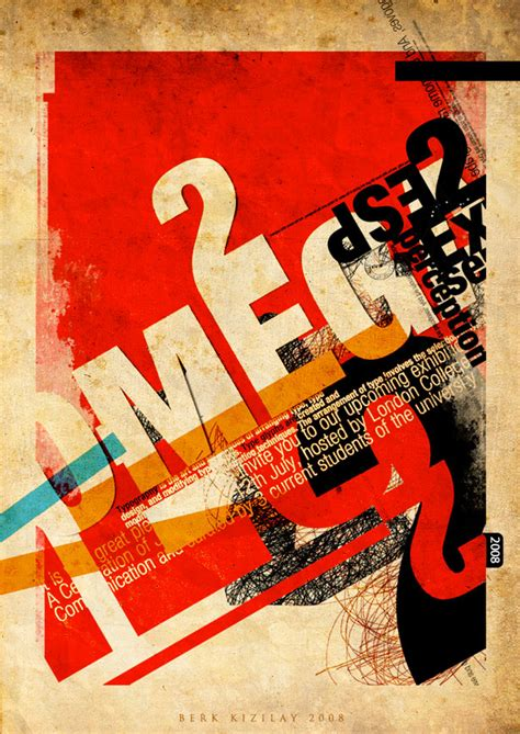poster design name 30 typography posters that you ve probably never seen