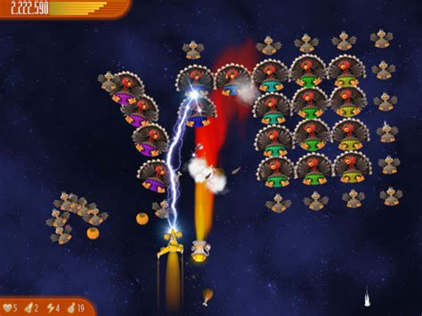 chicken invaders full version free download 4 chicken invaders 4 ultimate omelette thanksgiving edition