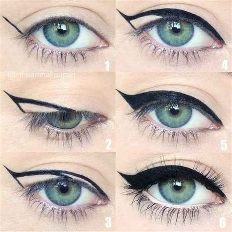 eyeliner tutorial and tips 25 best ideas about makeup tips on pinterest makeup