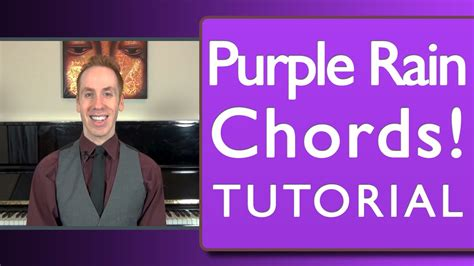 piano tutorial purple rain purple rain chords piano tutorial youtube