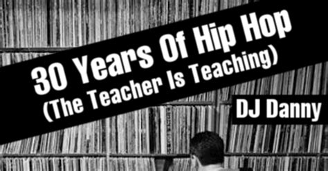dj danny 30 years of hip hop domeshots laces