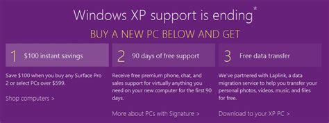 Microsoft 1 Jutaan microsoft tawarkan rp 1 jutaan bagi pengguna windows xp untuk beralih ke windows 8 jeripurba