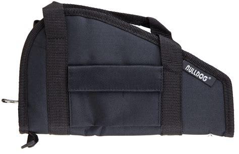 small rug shooers bdog bd600 pistol rug small blk