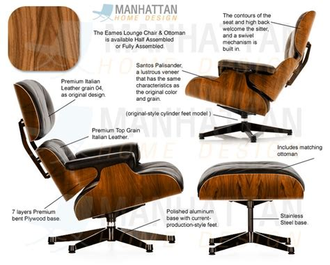Imitation Eames Lounge Chair by Best 20 Eames Lounge Chairs Ideas On