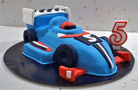 racing car cake formula 1 birthday party pinterest