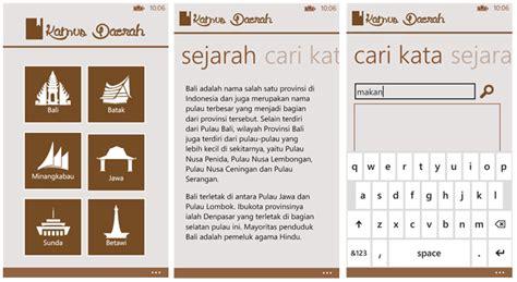 biografi kapitan pattimura menggunakan bahasa sunda kamus daerah aplikasi untuk belajar bahasa daerah di