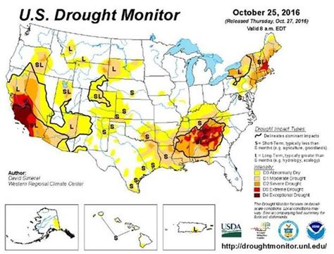 map us drought us drought monitor nebraska water resources