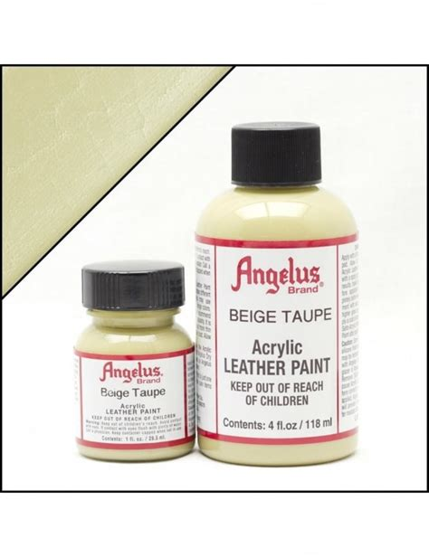 angelus paint timberlands angelus dyes paint beige 1oz leather paint angelus