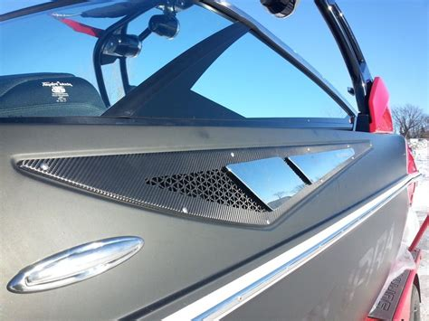 boat vents carbon fiber wrapped vents on supra sc350 ultimate boat