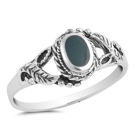 ebay bali leaf ring new 925 sterling silver bali rope solitaire