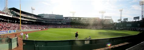 Section 42 Fenway Park by Cook Stadium Views Fenway Park