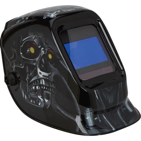 design welding helmet klutch 900 series digital large view auto darkening